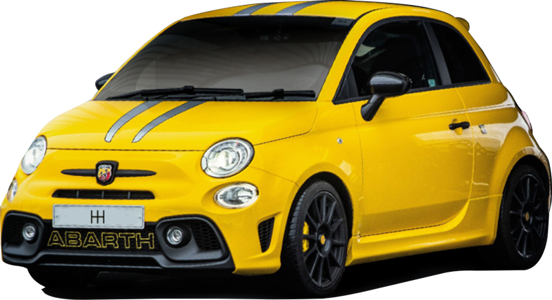 Hot Hatches Abarth