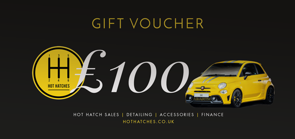 Hot Hatches Gift Voucher