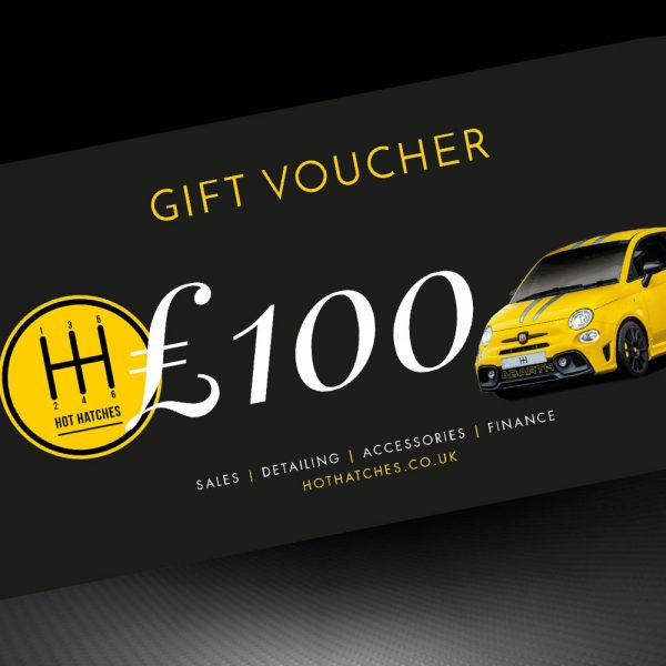 Hot Hatches Ltd Gift Voucher £100