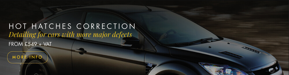 The Hot Hatches Correction Package