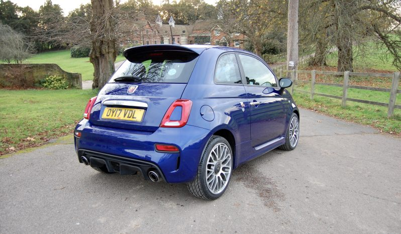 Abarth 595 T-Jet full